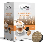 Капсулы MUST Dolce gusto Cappucino Caramel
